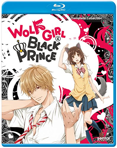 Wolf Girl & Black Prince [Blu-ray]