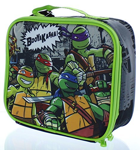 Teenage Mutant Ninja Turtles (TMNJ) Lunchbox