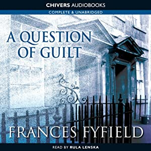 A Question of Guilt | [Frances Fyfield]