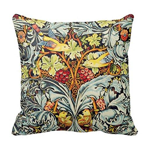 Mystic Vibrant Colored Oriental Print