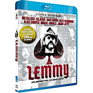 LEMMY [Blu-ray]
