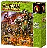 Monsters Menace America