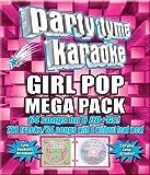 echange, troc Karaoke - Party Tyme Karaoke: Girl Pop Mega Pack
