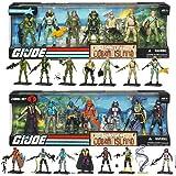 G.I. Joe Exclusive Cobra Island Action Figures Set ~ Hasbro