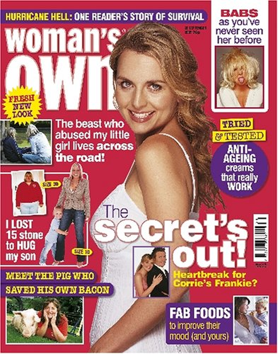 More Details about Woman's Own Magazine