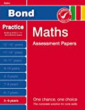 Bond Assessment Papers: Introductory Papers in Maths 5-6 Years Anne Frobisher