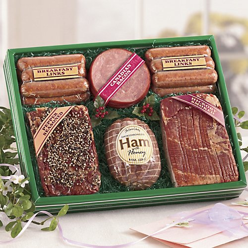 The Swiss Colony Hearty Breakfast Meats Gift