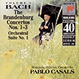Bach: The Brandenburg Concertos Nos. 1-3 / Orchestral Suite No. 1