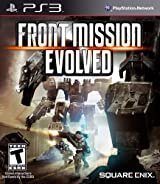 Front Mission Evolved, PS3.