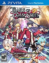 The Legend of Heroes Trails of Cold Steel Playstation 4 - PlayStation Vita