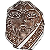Indian Decorated Traditional Woman WOODEN PRINTING BLOCK TEXTILE PRINTING HENNA BLOCK