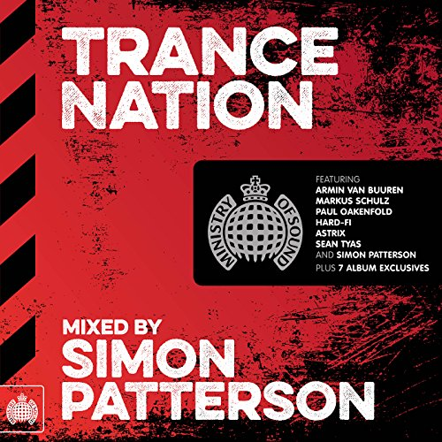 VA-Trance Nation Mixed By Simon Patterson-2CD-2015-B2R Download