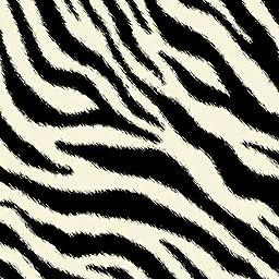 SheetWorld Fitted Portable / Mini Crib Sheet - Zebra - Made In USA