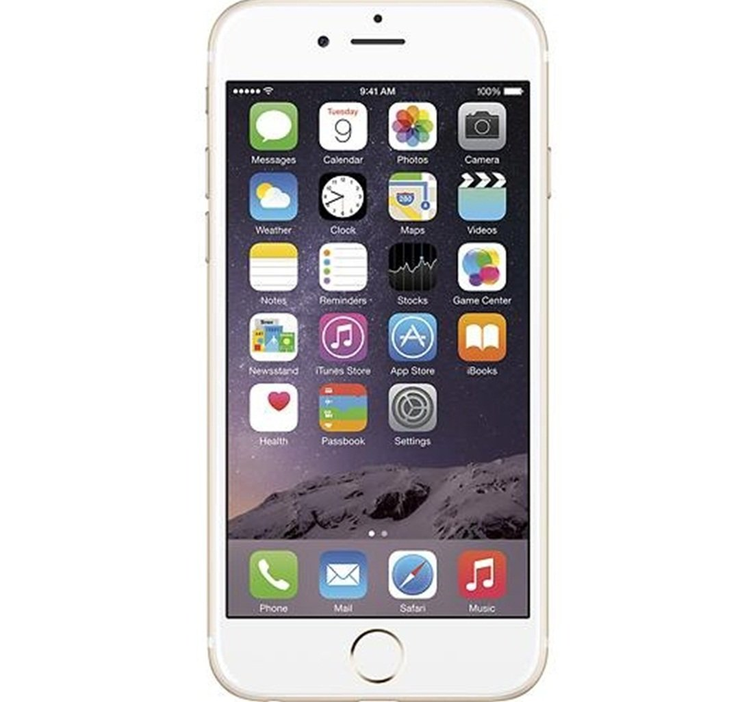 Apple iPhone 6 (Gold, 16GB)