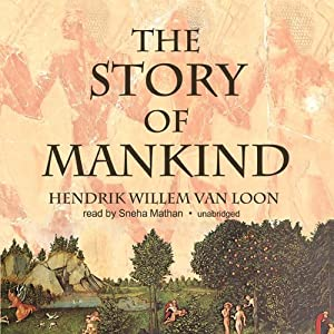 The Story of Mankind Audiobook