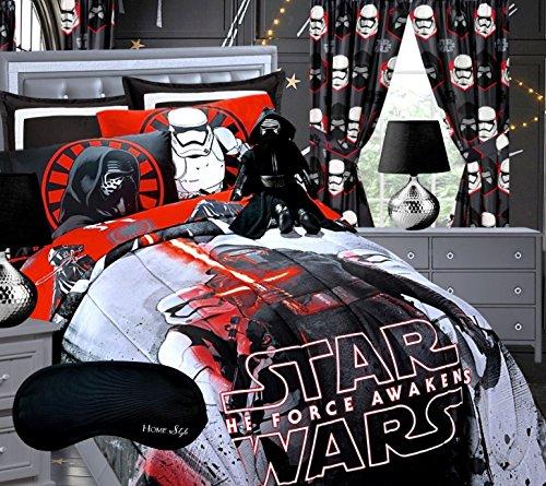 Star Wars Episode VII Comforter, Full