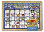 My Monthly Magnetic Calendar + FREE M...
