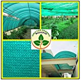 Only For Organic ! Shade Net ! 50% Shade ! Greenhouse UV Stabilized Net ! (3 x 3)