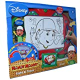 HANDY MANY LIGHT AND TRACE DRAWING CREATIVE SET KIDS TOY XMAS GIFT NEW