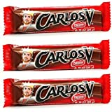 Carlos V Chocolate Bar