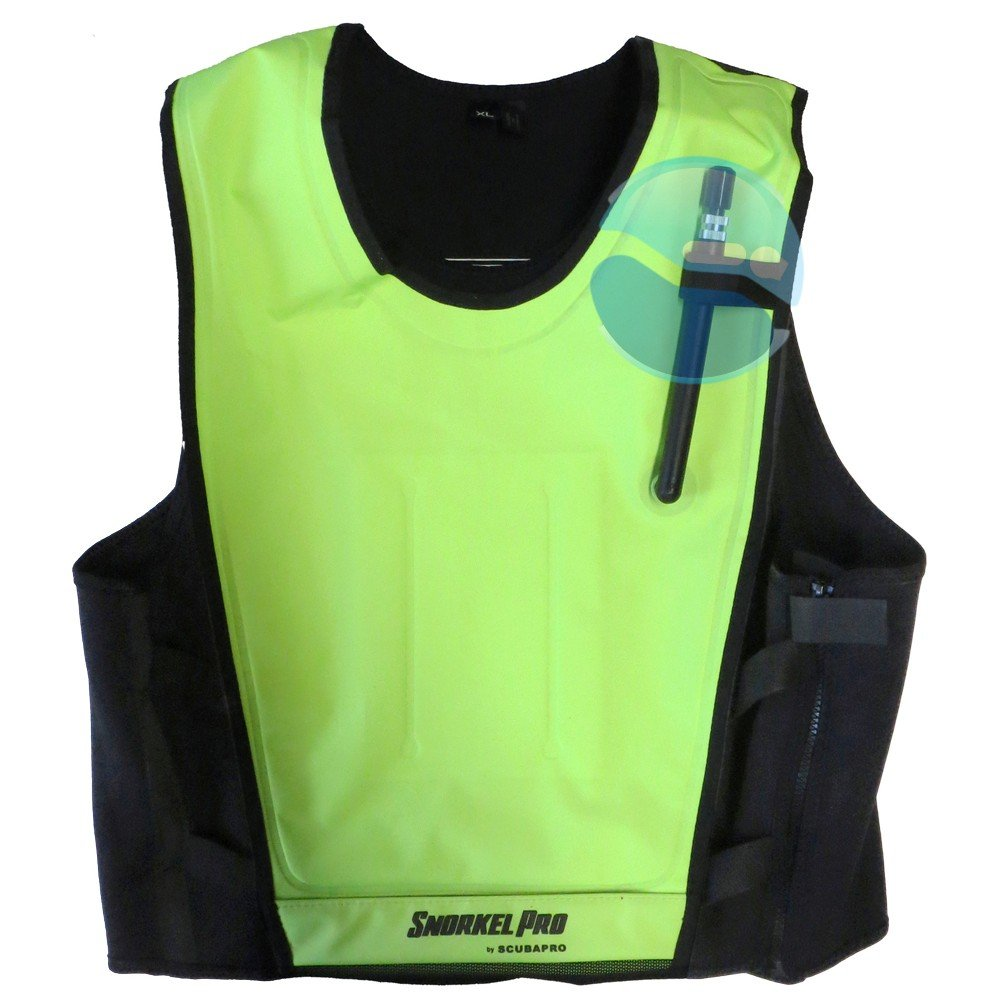 все цены на  Scubapro Cruiser Snorkeling Snorkel Vest  онлайн