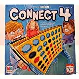 Connect 4 The Original Checker Dropping Challenge Game