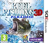 Reel Fishing Paradise 3D (Nintendo 3DS)