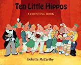 Ten Little Hippos (0027654451) by Mccarthy