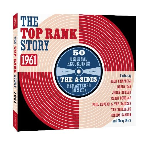 The-Top-Rank-Story-1961-A-Sides-Various-Artists-Audio-CD