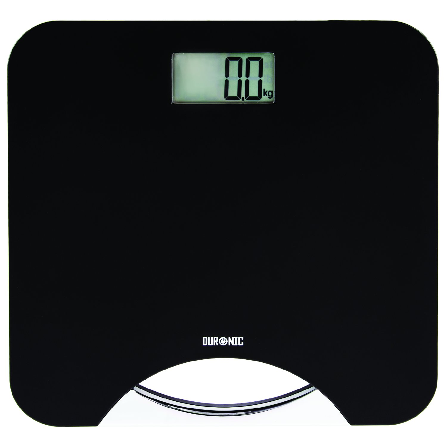 Duronic BS801 Touch Sense Electronic Slim Digital Bathroom Scales