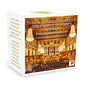 Year's Concert: The Complete Works / Neujahrskonzert: Die Gesamten Werke from Sony Music Classical