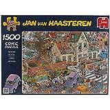 Diset - 01498 - Puzzle - La Tempête - 1500 Pièces
