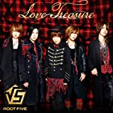 Love Treasure (CD+DVD) (Type-B) (初回生産限定盤)