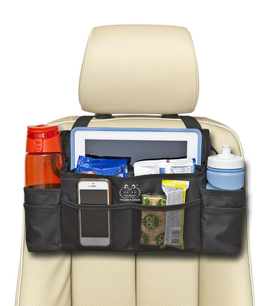 Car back seat organizer amazon