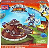Skylanders Giants Mega Bloks Turret Defence Toy 95408 - With Chill Figure