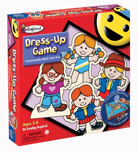 Dress-Up Fashion Games