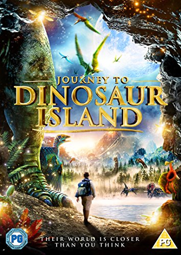 Journey To Dinosaur Island [DVD]