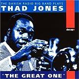 echange, troc Danish Radio Big Band, Thad Jones - Great One: Plays Thad Jones