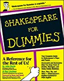 img - for Shakespeare For Dummies book / textbook / text book