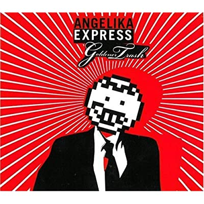 angelika express - goldener trash