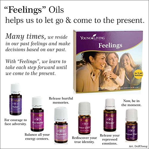 EssentialOilsLife - Feelings Kit