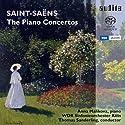 Saint-Saens / Malikova / Sanderling / WDR So - Complete Piano Concerto (Hybr) [SACD]<br>$1044.00