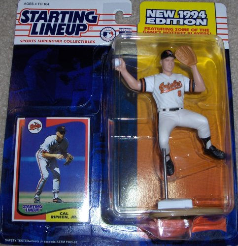 Cal Ripken Jr. 1994 MLB Starting Lineup