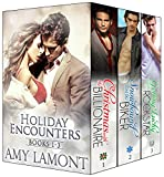 img - for Holiday Encounters Books 1-3 (The Holiday Encounters Series Box Set) book / textbook / text book