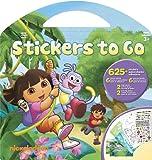Dora the Explorer Stickers to Go
