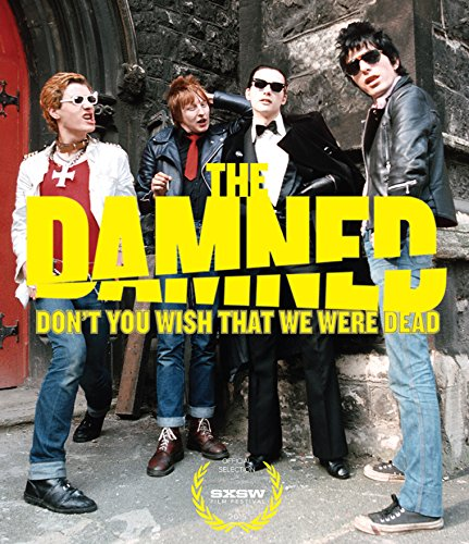 Damned - Don't You Wish That We Were Dead [Blu-ray + DVD]