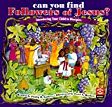 Can You Find Followers of Jesus?: Introducing Your Child to the Disciples