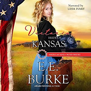Victoria: Bride of Kansas Audiobook
