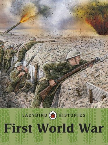 Ladybird Histories First World War