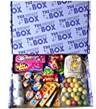 The Sweet Box Bubble Gum Chewing Gum Mixed Sweets Assortment Gift Box